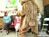 Alaina S Dancing Bear Birthday Fiesta With Big Dick Male Strippers