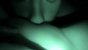 Night Vision Pussy Eating Couple