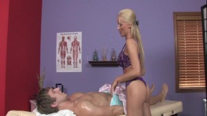 Diana Doll in Massage Parlor - Pt. 1/3