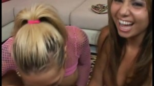 Holly West Gets Caught in a BJ Contest!