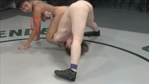 Sexy fighters show their skills on the mat!
