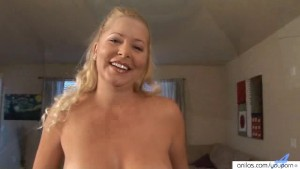 Hot Busty Mom Jacy Andrews pleasures herself