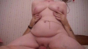 Busty old UK amateur shagged