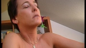 Horny german milf masturbating - DBM Video
