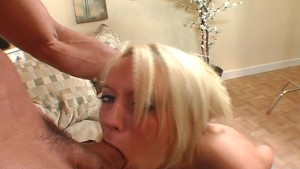 She Devil works her wonders on his cock
