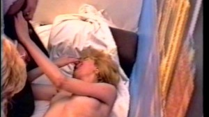 One Dildo, One Dick Equals Two Happy Blondes