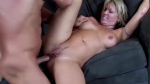 Tight ass MILF anal fucked