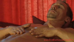 Male Self-Massage