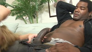 Guy is stunned when his psychiatrist starts gobbling his dick part 2
