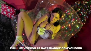 Natasha s Xmas Fingering Session