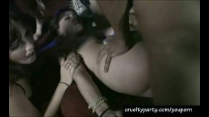 Kasey Chase Gets Fucked By Male Stripper