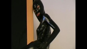 Masked Mimmi homemade strip (clip)
