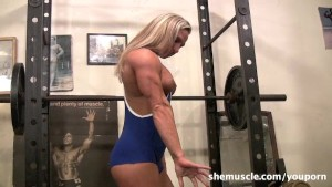 Darkside Milinda - SheMuscle