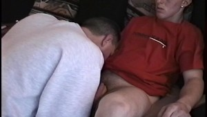 He loves to play with cocks, his and yours