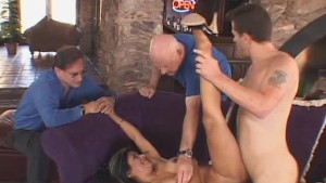 Big Titted Wife gets Screwed, Hubby Likes!