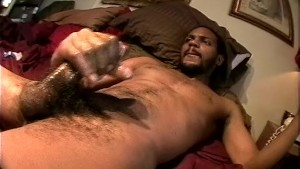 Jerking session with sexy thug - Encore Video (Ray Rock Studios)