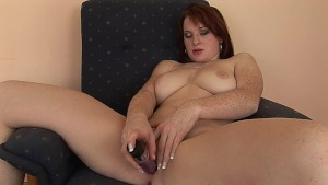 Pretty freckled Mischel solo - CzechSuperStars