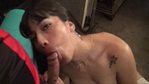 Horny and willing Latina picked up downtown - Latin-Hot