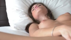 Ultra amazing snatch masturbating