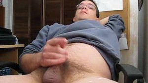 Anthony Jacking Off