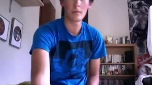 Cute Cam Boy Jerking Off