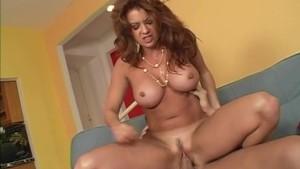 Sexy Milf Loves Eating Her Man s Ass