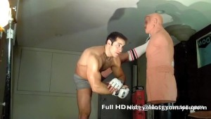 Young Muscle Cums