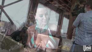 WICKED presents Big-tit MILF Pornstar LISA ANN- Behind the Scenes