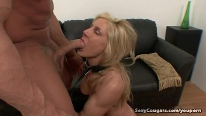 Kelly is One Hot & Horny Cougar