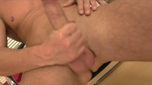 James Jordan, Sexy Jock Masturbating