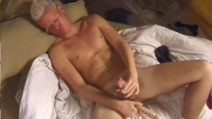 Swedish Guy Fucks Own Ass With Dildo - CUSTOM BOYS