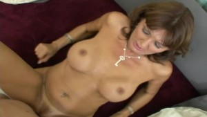 Sexy milf with fake tits gets creampied- Chris Charming
