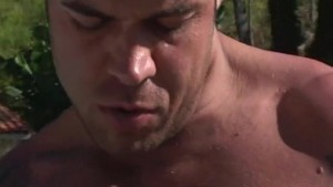 Hunky Jock Gets Rammed Hard - The French Connection