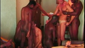 Interracial Hotel Gang-Bang - Pacific Sun Entertainment
