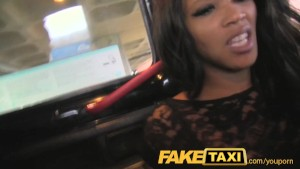 FakeTaxi Petite girl with big ass pays for her crime