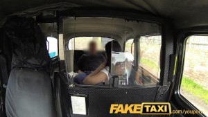 FakeTaxi The stowaway who sucks cock for free ride