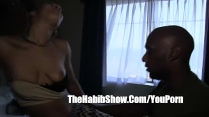 ms.natural deep throaghting pussy gangbanged by rome major goon banged