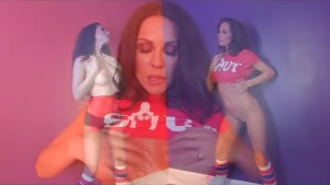 Kirsten Price Sexy Solo