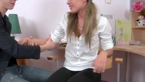 teacher fuck young student