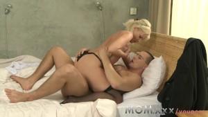 MOM Young stud fucks his MILF lover