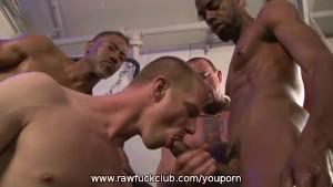 3 Black Men Breed Blake Daniels