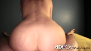 HD POV Hot Collage Girl want you to fill her with Cum