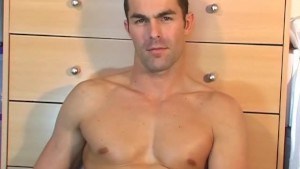 Hey, don t touch my hard cock, i m a straight guy: nicolas get wanked by a guy!