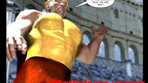 Gay Olympic Games Funny 3D Gay Cartoon Anime Comics Ancient XXX Joke 3DGay Story