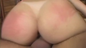 Blonde sucks, fucked, choked, and cummed on