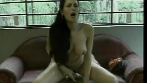 Big tittied T Girl gets pounded - Shock Wave