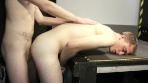 Barebacked twinks - Factory Video