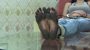 Dirty Soles Spanking