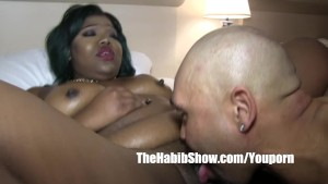 WOW..she can take his monster dick Redzilla P2