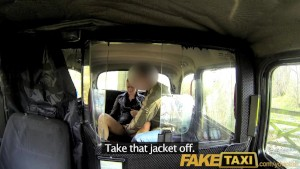 FakeTaxi Brunette club hostess mistaken for a hoooker